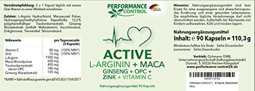 Performance Control ACTIVE Potenzmittel - 2