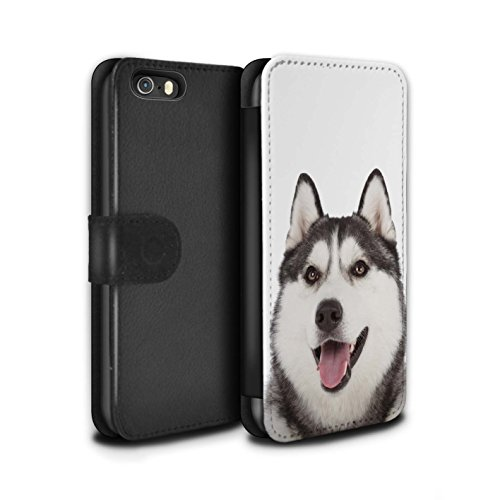 stuff4-pu-leather-wallet-flip-case-cover-for-apple-iphone-5-5s-husky-design-dog-breeds-collection