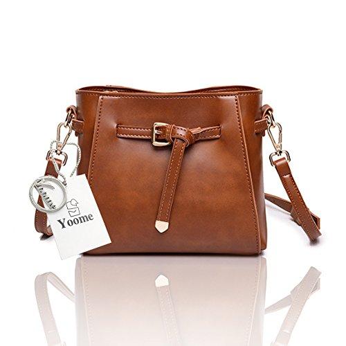 Yoome Beiläufige Smooth für Dating Tiny Vintage Tasche Tasche Für Frauen Gothic Bag Charm Für Mädchen - (Charme Schule Kostüm)