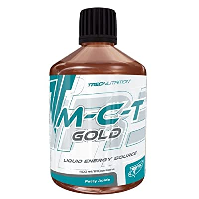 MCT Oil 400ml - Liquid Energy Source - Original & Pure - Trec Nutrition