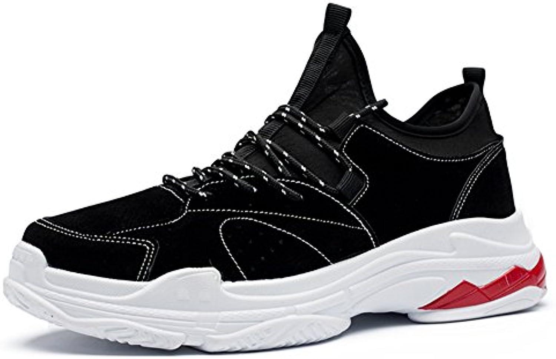 YIXINY Deporte Zapato F7519031 Primavera Y Otoño Moda Ligero Y Transpirable Resistente Al Desgaste Calzado Deportivo...