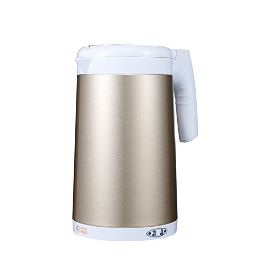 BCQ Electric Kettle Insulation Anti-Hot Kettle Electric Water Bottle 1.8L 1200W Electric Kettles