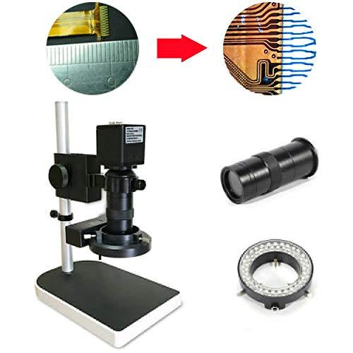 Cámara microscopio video 16mp 1080p HD HDMI Digital