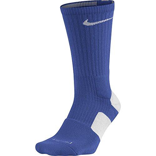 Nike Crew Socks Elite Basketball, Mehrfarbig, S, SX3629-441 (Nike Elite Kinder-basketball-socken)