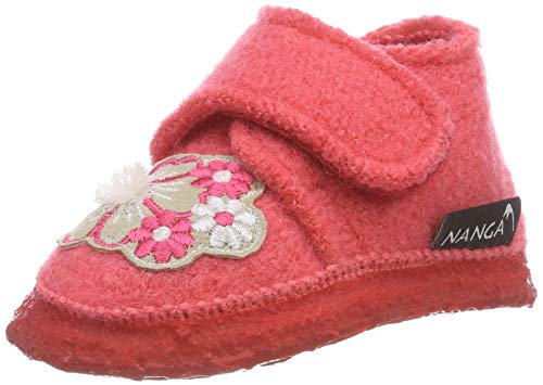 Nanga Unisex - Kinder Little Unicorn Niedrige Hausschuhe, Pink (Fuchsia 28), 22 EU