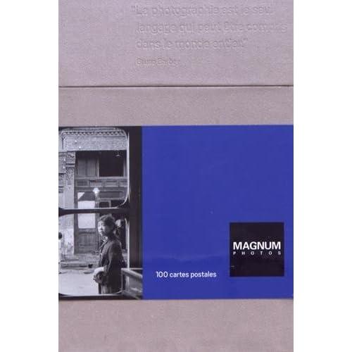 100 cartes postales Magnum photo