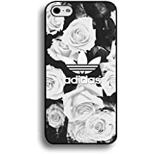 Beautiful Rose Adidas Phone Funda For IPhone 6/IPhone 6S(4.7inch),IPhone 6/IPhone 6S(4.7inch) Funda,Adidas Logo Phone Funda IPhone 6/IPhone 6S(4.7inch),Adidas Cove Funda Black