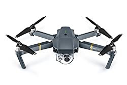 Dji Mavic Pro Drone With 4k Camera - Grey