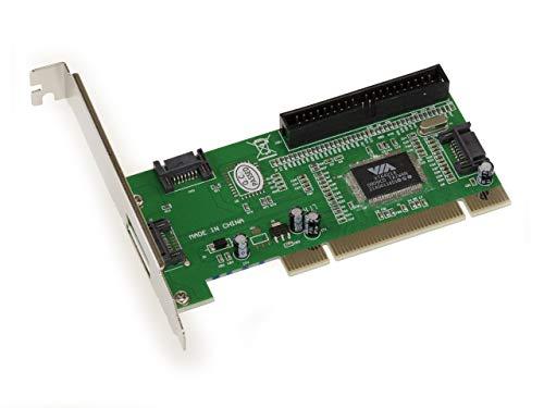 Tarjeta controlador PCI 3 puertos SATA