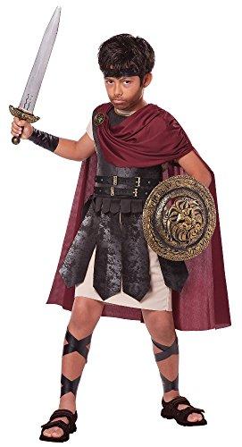 California Costumes Spartan Warrior Costume, One Color, (Spartan Kostüme Zubehör)