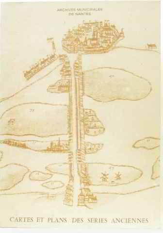 Cartes et plans des séries anciennes AA-II par Christine Nougaret