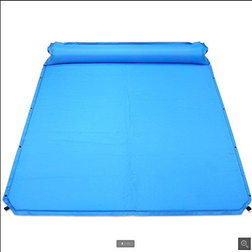 XY&CF Outdoor-Schlafmatten Selbst aufblasbare Matten Luftmatratzen Taschen Tragbare Zelte Schlafsäcke Rucksäcke Wandern 188 * 158 * 3cm
