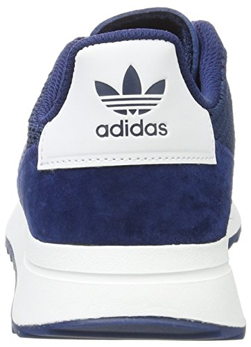 adidas Flashback, Basses femme Blau (Mystery Blue/Footwear White/Mystery Blue)