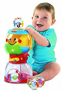 Fisher Price Roll-a-Rounds Swirlin Surprise Gumballs [Toy]