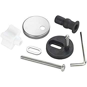 Toilet Seats With Metal Fixings