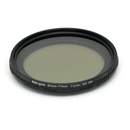 Una Foto-ingranaggi Mesen New professionale 67 millimetri, 77 millimetri Fader ND (w)...