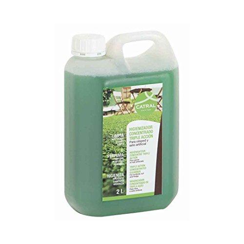 higienizador concentrado 2 l para cesped artificial, Catral 22020007