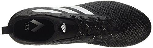 adidas Ace 17.3 Primemesh Fg, Chaussures de Football Compétition Homme Noir (Core Black/Ftwr White/Night Metallic)