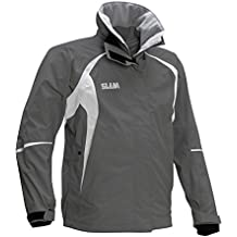 Slam Force 2chaqueta Mujer–100% Nylon Taslon impermeable: 15.000mm, Acero