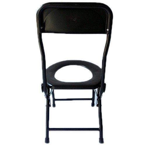DANQI Mobile sedia vecchia donne incinte bambini sgabello sedie vasino portatile posteriore WC