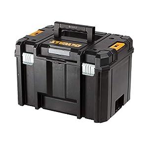 41LUpqT0 QL. SS300  - Dewalt DWST1-71195 TSTAK System DW, Box VI, negro, 440 x 176 x 314mm