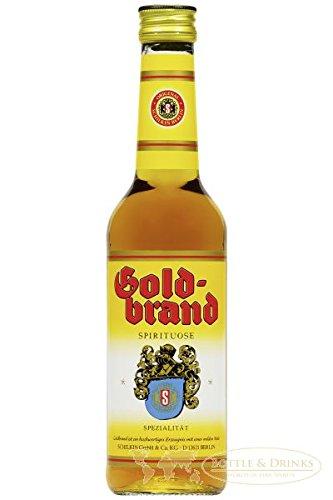 Goldbrand 28% 0,35 Liter