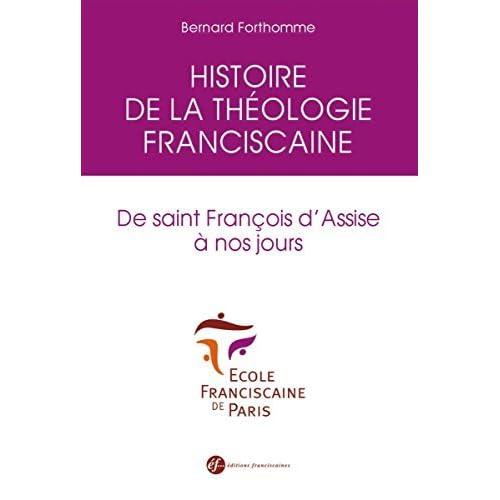 Histoire de la théologie franciscaine