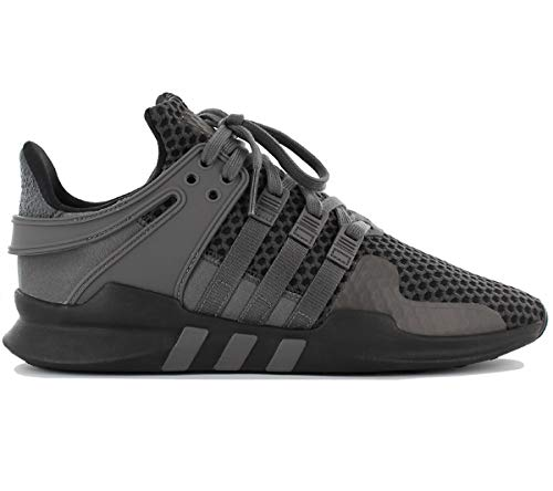 equipment support adv adidas Originals Herren Sport Outdoor Fitnessschuhe Mens Sneakers Equipment Support ADV Trainers Fashioin Shoes Grey/Black New BB6226 (42 2/3 EU)