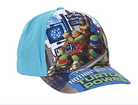 Official Licensed Kids Children Ninja Turtle Summer Baseball Cap Hat (52cm)