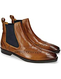 93fb7d0e29f4 MELVIN   HAMILTON MH HAND MADE SHOES OF CLASS Alex 9 Remo Tan HRS Brown