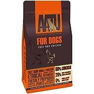 AATU 80/20 Dry Dog Food, Chicken, High Protein, Grain Free Recipe, No Artificial Ingredients, 10 kg