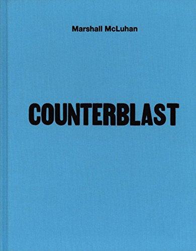 Mcluhan - Counterblast 1954 (facsimile): 1954 Facsimile