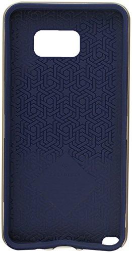 Coque Galaxy Note 5, Caseology [Série Wavelength] Ultra Mince Protection à double couche résistant aux chocs [Bleu Marine - Navy Blue] Housse Etui Coque pour Samsung Galaxy Note 5 (2015)