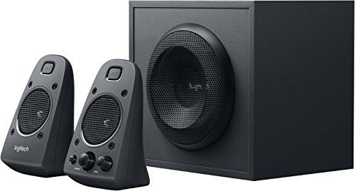 Logitech Z625 Powerful Thx PC Speaker (Black)