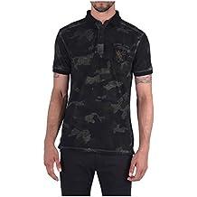 Inconnu Kaporal Jeans - Polo Manches Courtes Homme Couleur camu Kaporal  BUTAN 3496b9e5116