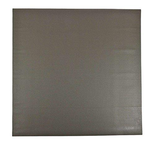 Krabbelmatte-grau 160 cm x 160cm