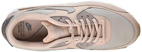 Nike Damen Wmns Air Max 90 Gymnastikschuhe Beige (Particle Beige/moon Particle/g 206)
