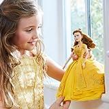 Collection Officielle Disney Beauty & The Beast 28cm Belle Poupée