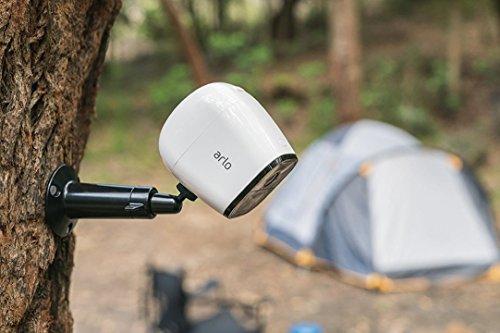 41LUxLyt6TL [Bon Plan Amazon] Arlo Go -  Caméra de sécurité HD Mobile via SIM 3G/4G - idéal pour les zones sans wifi - vision nocturne HD, Son bidirectionnel l VML4030-100PES