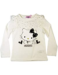 officielle Charmmy Kitty filles T-shirt à manches longues Age 3,4,6,8 ans