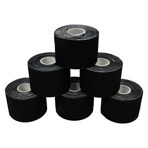 WeiMay Muscle Aufkleber Sportband verwendet um Muskeln zu schützen schützen Gelenke schwarz Sportverband