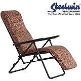 SteelWin Recliner Chair - Rust