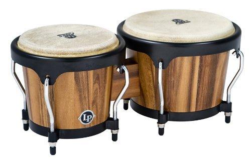 LP Latin Percussion LP810500 LPA601-SW Aspire Bongo, Walnut, 6 3/4 Pollici e 8 Pollici