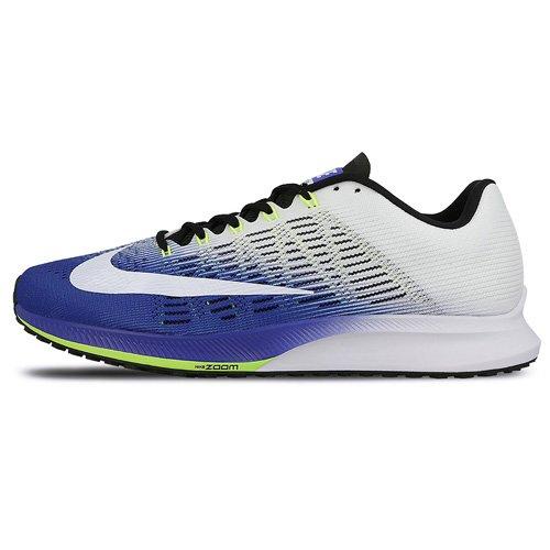 Nike Air Zoom Elite 9, Chaussures de Running Compétition Homme Multicolore (Paramount Blau/weiß/schwarz/volt)