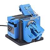 P&D Taladro eléctrico de usos múltiples del hogar Cuchillos Afilador Afilado de Herramientas 95W eléctrico cincel Cuchillo para Tijeras Cuchillos Tijeras Cuchillas Brocas de cinceles y Más