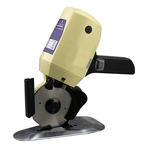 248W 110mm (4-1/10,2cm) 8-kant Blade E-Stoff Cutter Schneiden 110V/220V