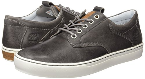 Timberland Men s Adventure 2 0 Cupsole LeaSteeple Grey Chaos Oxford  Steeple  9 5 UK