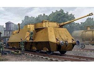 Trumpeter 01516 Modellbausatz Panzerjager-Triebwagen 51