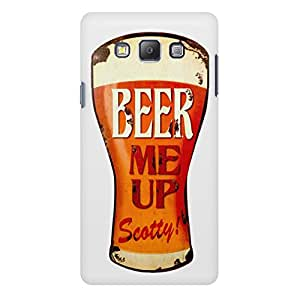 Wear You Beer Samsung Galaxy A5 Back Phone Case