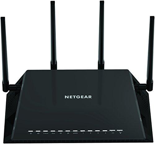 NETGEAR Nighthawk X4S - AC2600 4x4 MU-MIMO Smart WiFi Gigabit Gaming Router (R7800-100INS) (Indian Adpater)
